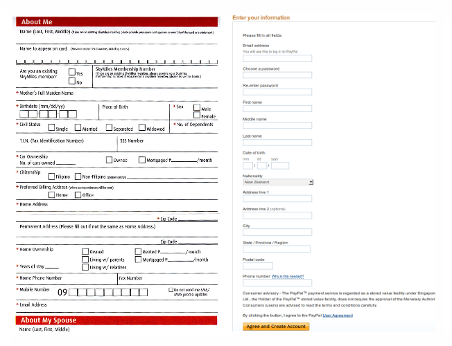 Заявление р13001 заполнить онлайн бесплатно - 84d